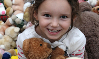 Teddybären zu verschenken!