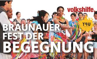 9. September: Braunauer Fest der Begegnung