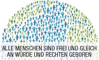 Menschenrechte: Alle Menschen sind frei und gleich an Würde und Rechten geboren