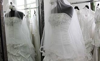 Brautmoden Sonderverkauf