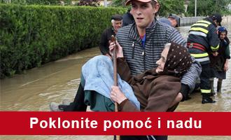 Volkshilfe-paketi za žrtve poplava