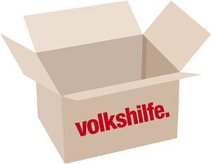 Volkshilfe-Pakete
