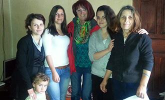 Volkshilfe-Know-how für den Kosovo