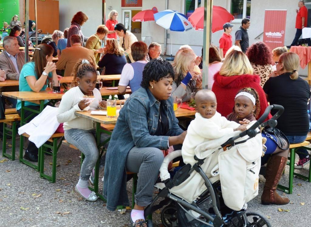 Wiedereröffnungsfest SOMA Wels
