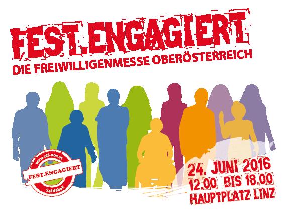 24. Juni 2016 - Fest.Engagiert in Linz