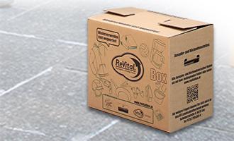 Die neue Box für Ihre alten Sachen