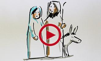 Eine Volkshilfe Weihnachtsgeschichte