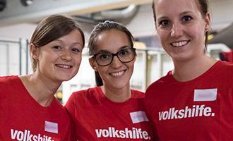 Oberösterreichs 10.000 HelferInnen: Wer sie sind, was sie brauchen, was sie fordern.