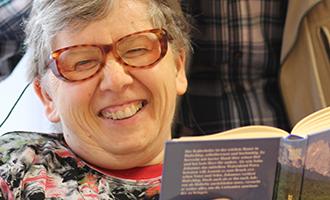 Mit-Gestalten: Lesung von Menschen mit Demenz