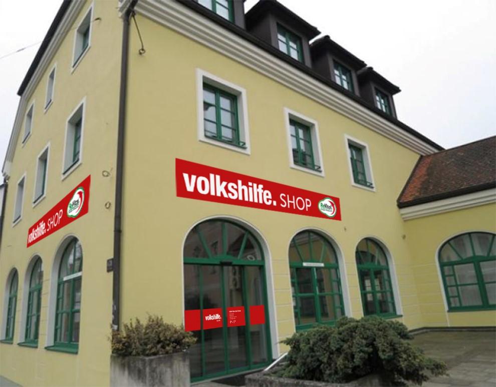 Volkshilfe Shop Linz Ebelsberg