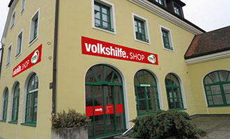 Neuer Volkshilfe Shop in Ebelsberg eröffnet