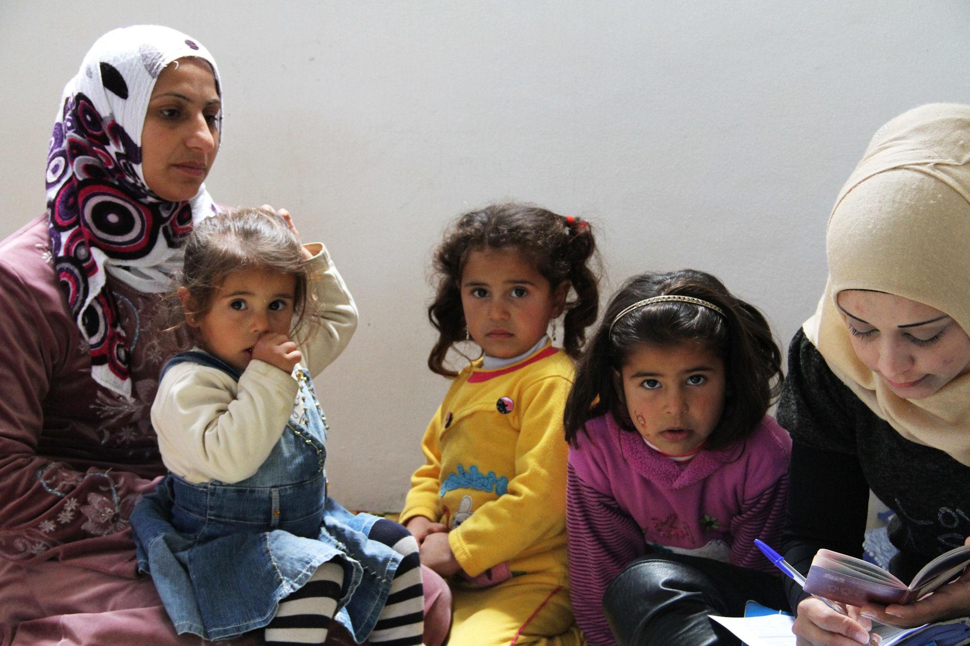 Frauen auf der Flucht, Foto: UNHCR