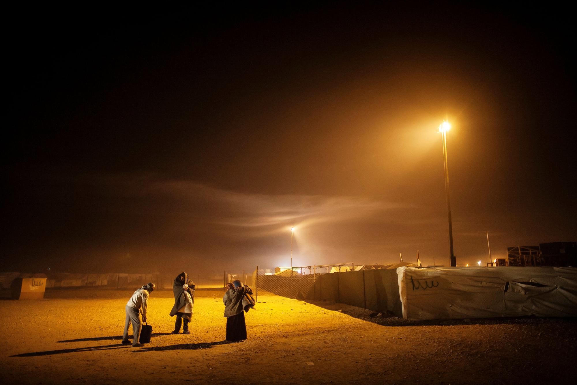 Frauen auf der Flucht, Foto: UNHCR Brian Sokol