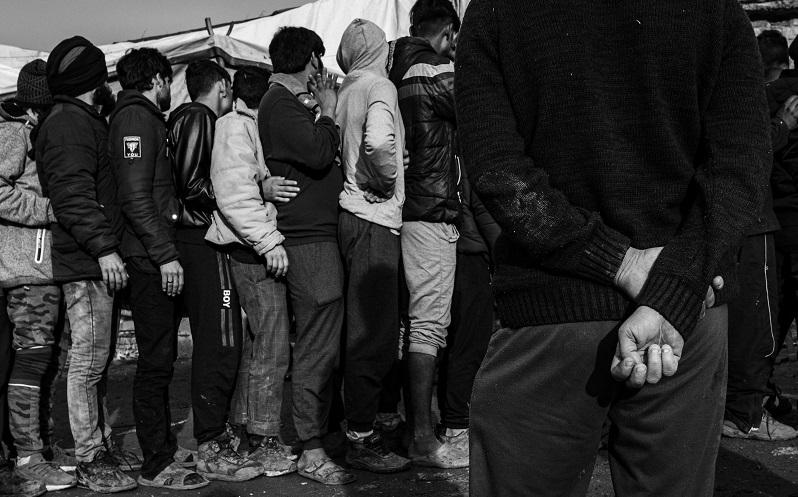 Das menschenunwürdigste Lager Europas