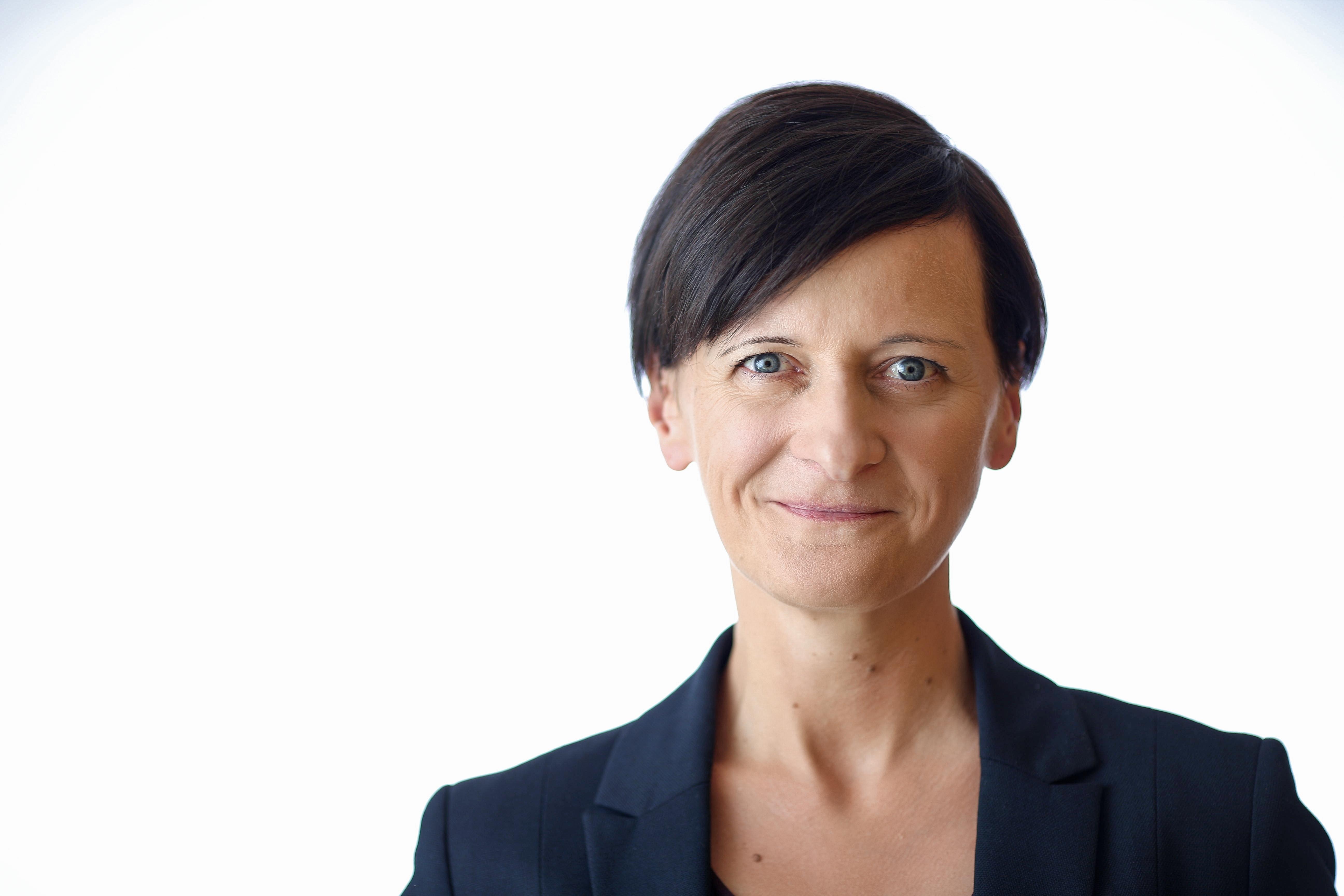 Vorsitzende Sabine Schatz