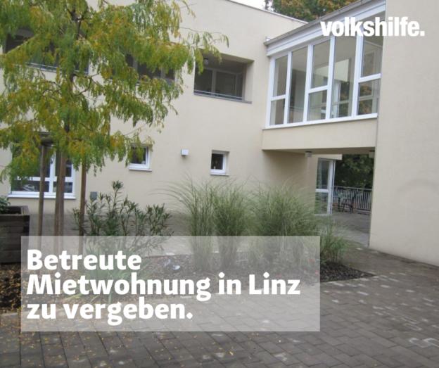 Barrierefreie 2-Zimmer Wohnung in Linz zu vergeben