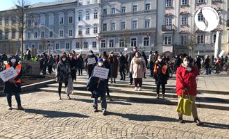 Weltfrauentag 8. März: Nix geht ohne uns
